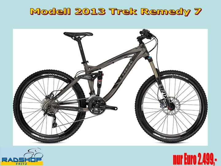 TREK Remedy 7 - € 2499