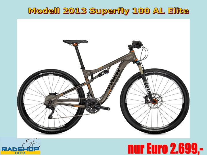 TREK Superfly 100 AL Elite - € 2699