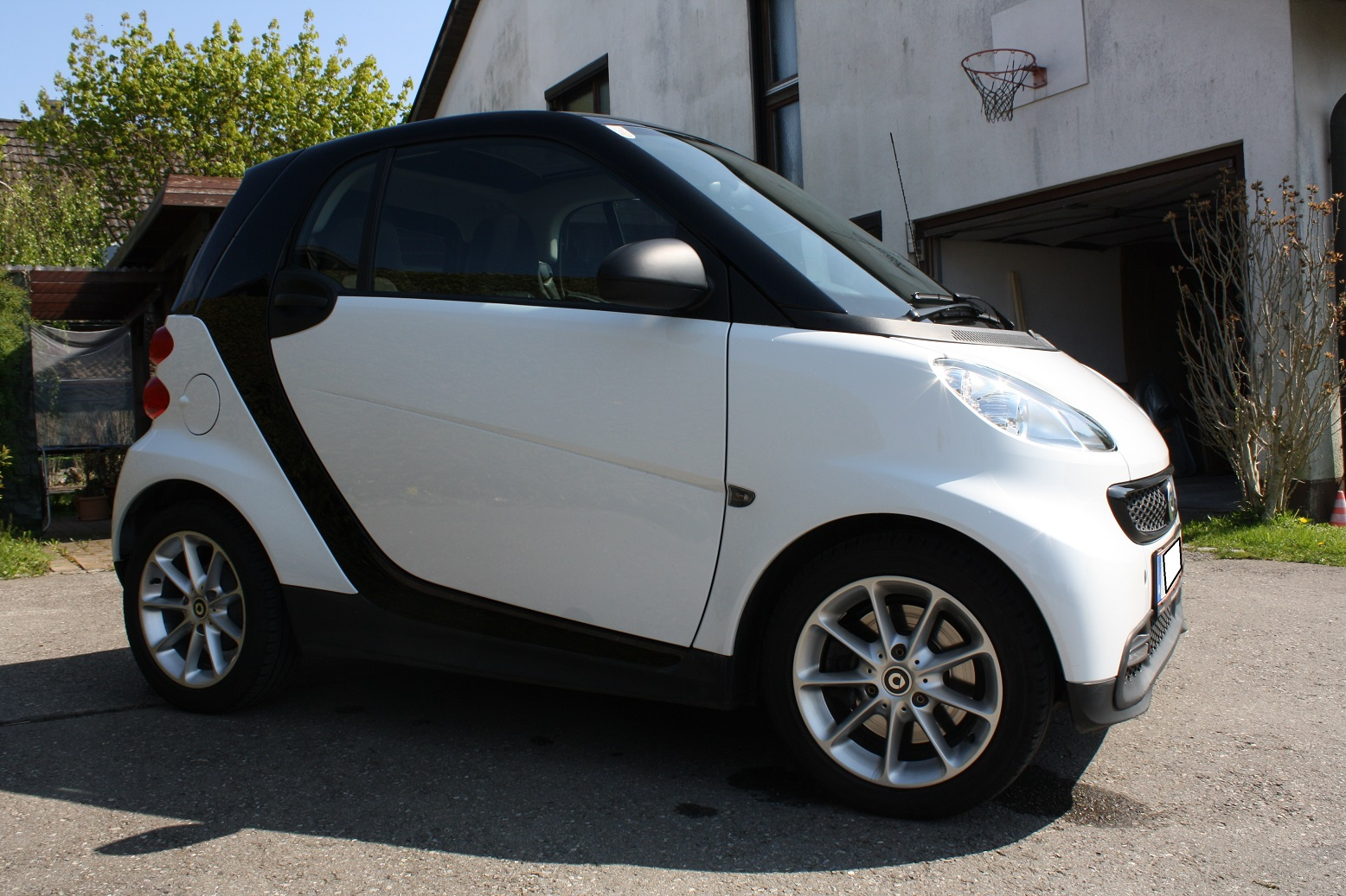 Smart Fortwo - € 5700