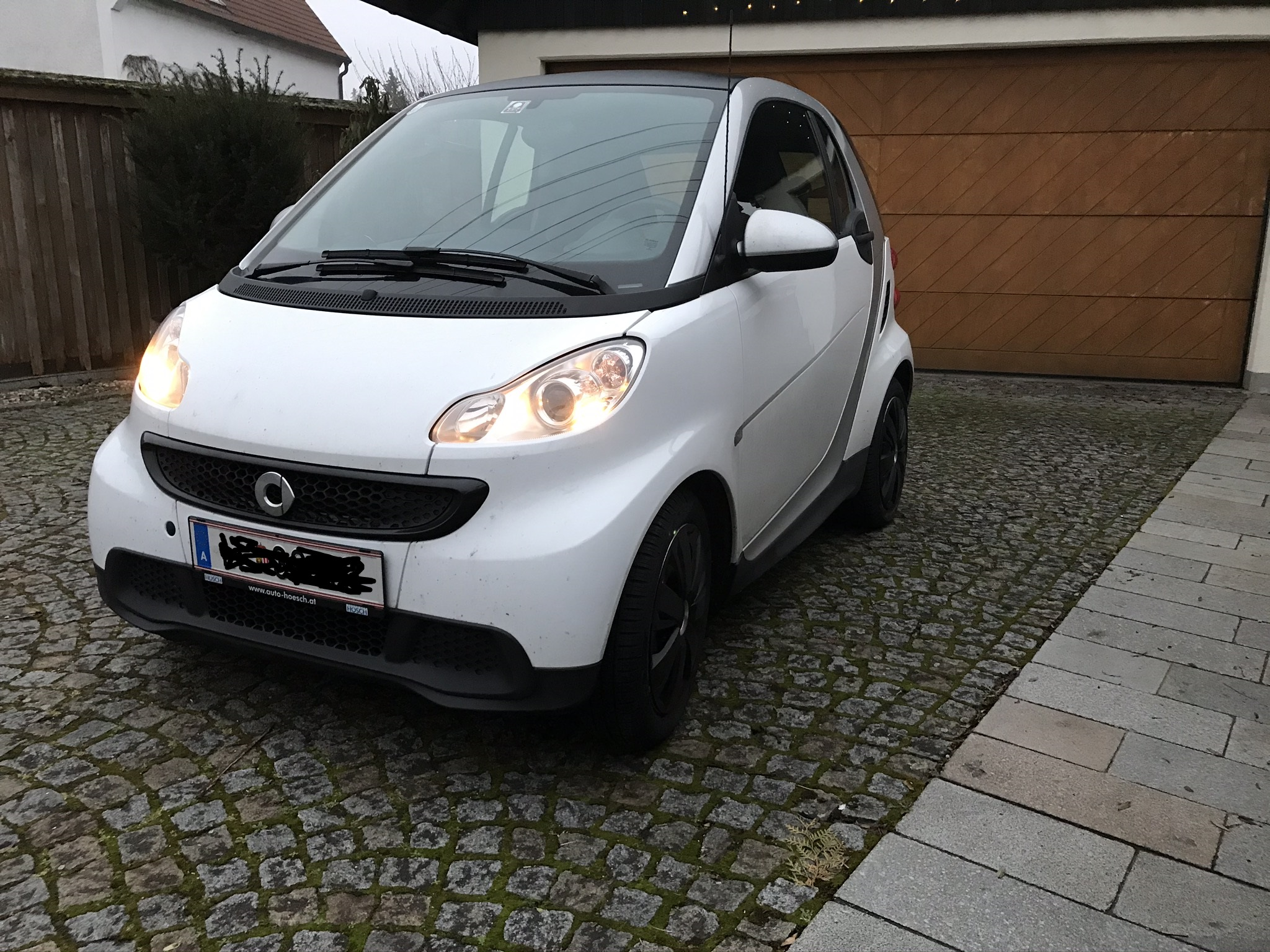 Smart Fortwo - € 5300